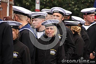 Dublin Tall Ship races 2012