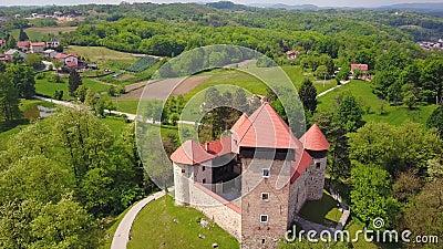 Dubovac kasztel, Chorwacja zbiory