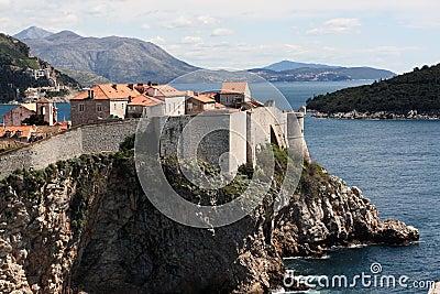 Dubrovnic Fort
