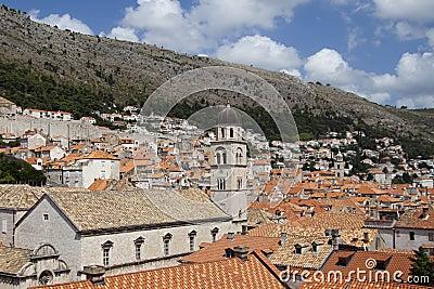 Dubrovnik in Croacia