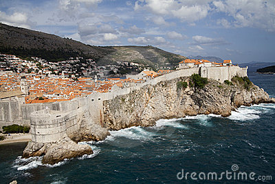 Dubrovnik in Croatia
