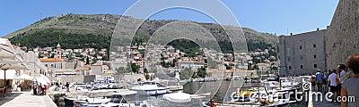 Dubrovnik, Croatia Editorial Stock Photo
