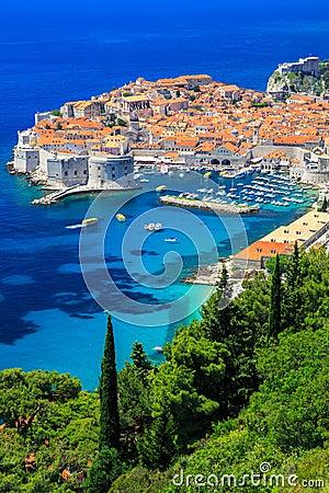 Free Dubrovnik, Croatia Royalty Free Stock Image - 44637566