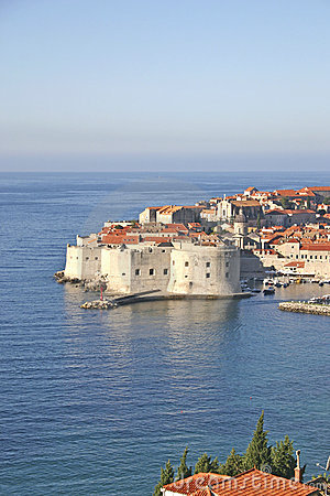 Free Dubrovnik, Croatia Royalty Free Stock Photos - 816198