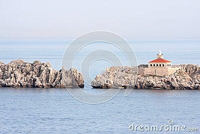 Dubrovnik Croatia Lighthouse