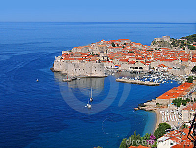 Dubrovnik morning, Croatia