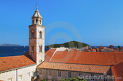Dubrovnik old city, Croatia