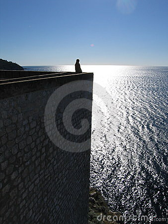 Free Dubrovnik Old Wall Stock Photography - 2072362
