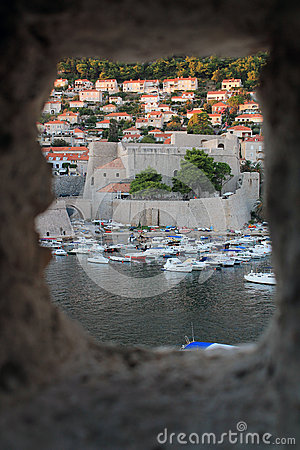 Dubrovnik Editorial Image