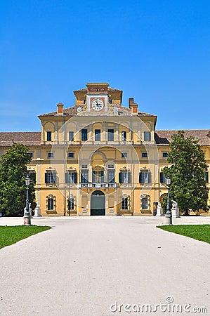 Ducal Garden s Palace. Parma.