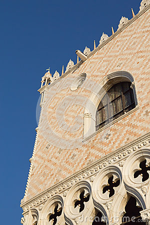 Ducal Palace in Venice (Italy)
