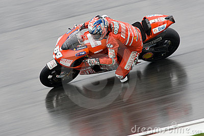 Ducati Team Editorial Image