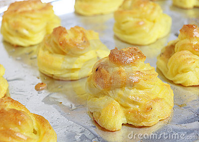 Duchesse potatoes