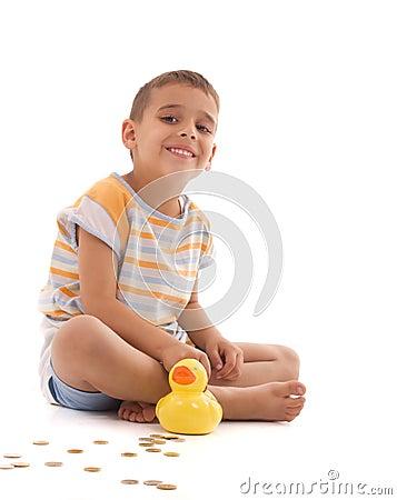 Duck Coin Box