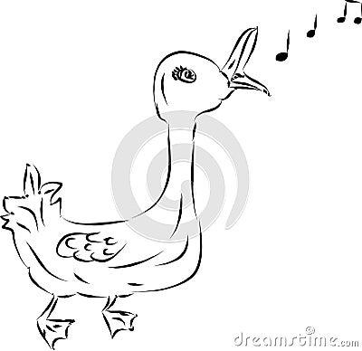 Duck music