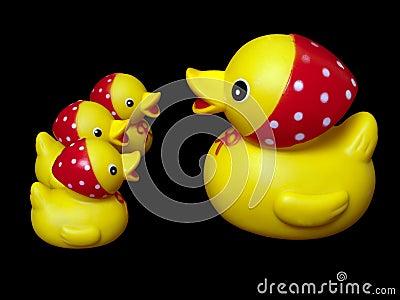 Duck toy