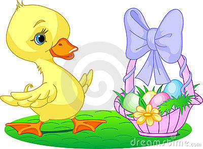 Duckling easter