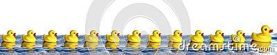 Ducks резина