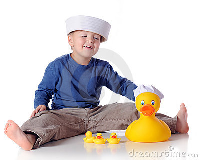 Ducky Sailor
