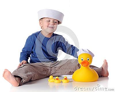 Ducky Sailor