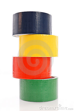 Free Duct Tape Royalty Free Stock Images - 22509899