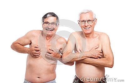 uomini nudi anziani video erotici