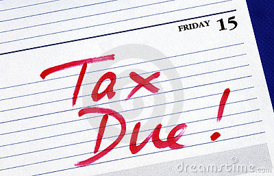 Due date for the income tax returns