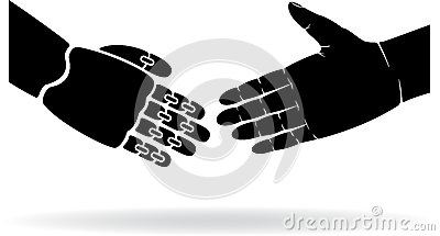 Due mani