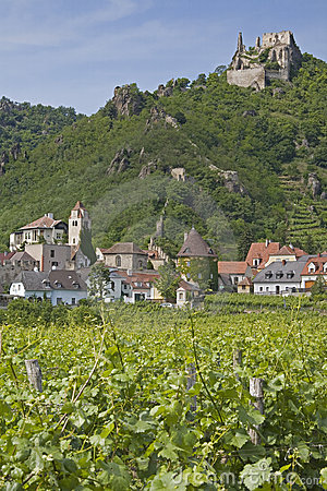 Free Duernstein In Wachau Royalty Free Stock Photography - 13346697