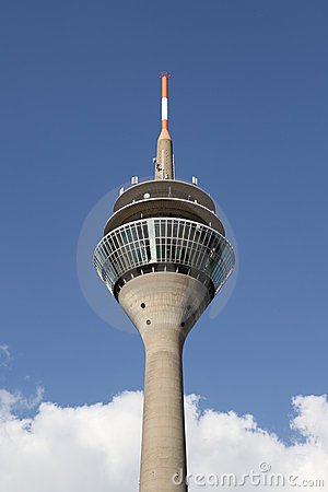 Duesseldorf TV-Tower