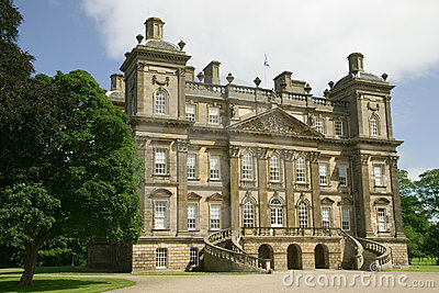 Duff Stately Home 18th Century, Banff, Scotland