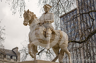 Duke of Cumberland Statue, London