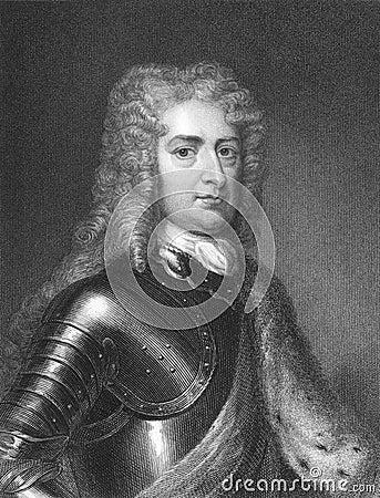 Duke of Marlborough Editorial Image
