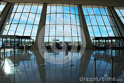 Dulles International Airport Editorial Image