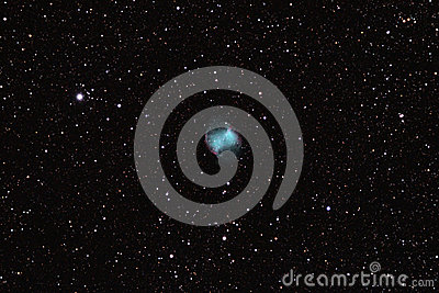 Dumbbell Nebula (M27)