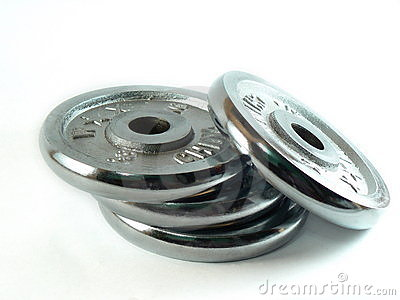 Dumbbells discs
