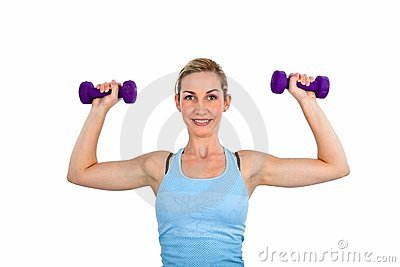 Dumbell exercises