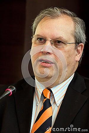 Dumitru Prunariu Editorial Photo