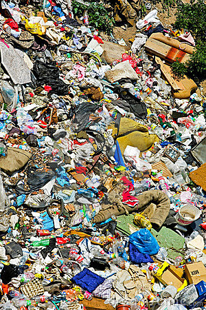 Dump yard