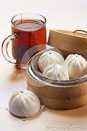 Dumpling and Tea