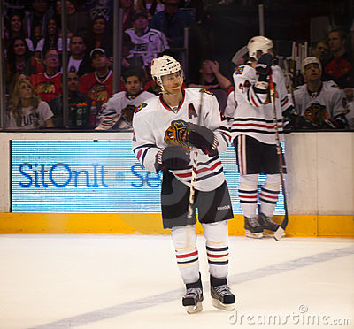 Duncan Keith Editorial Photo