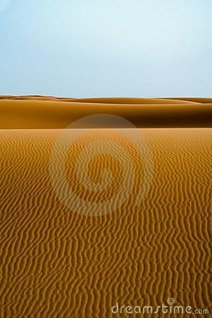 Free Dunes Stock Photography - 2363602