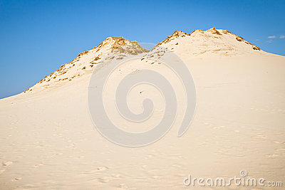 Dunes mobiles en Pologne