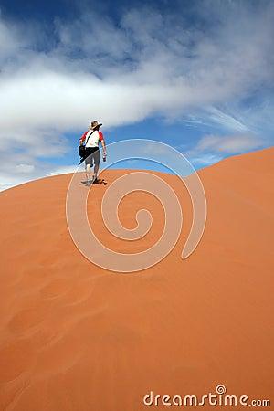 Dunes of Sossuvlei. Namibia Editorial Image