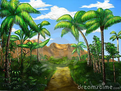 Dżungli droga