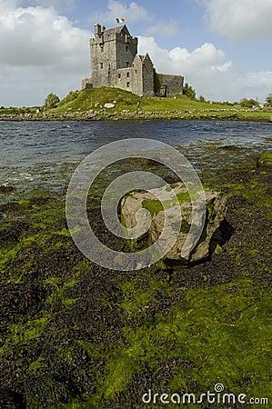 Dunguaire castle. Ireland