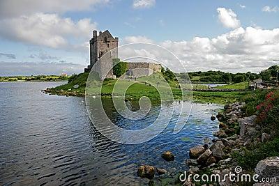 Dunguaire Castle, Kinvara Bay, Galway, Ireland