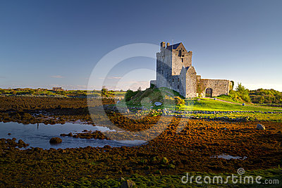 Dunguaire castle near Kinvara