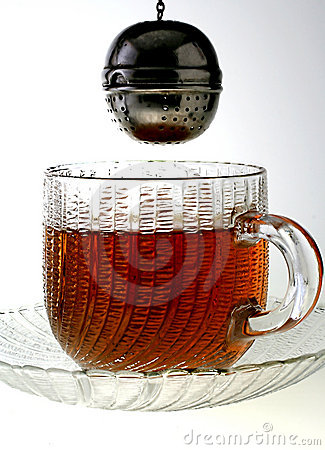 Free Dunking Tea Stock Images - 255144