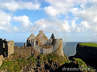 Dunluce Castle 12
